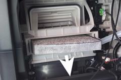 N-BOX SLASH エアコンフィルター